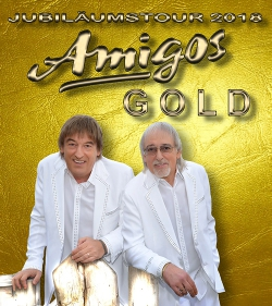 Amigos - Gold Tour 2018